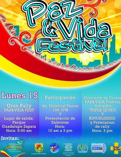 Paz y Vida Festival 2011